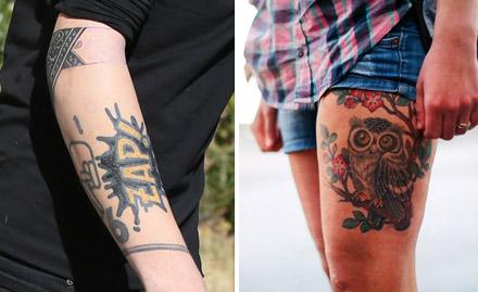 Amy Tattoo Inkz
