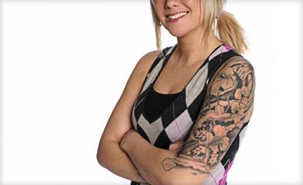 GTA Anna Nagar - Enjoy 50% off on coloured or black permanent tattoo