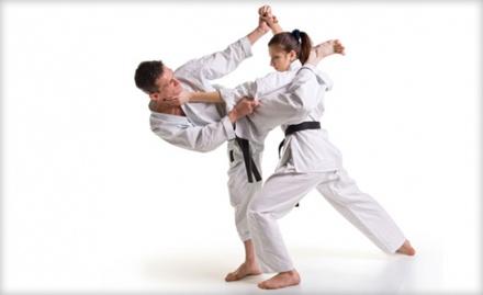 Joyel Karate Class