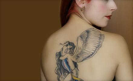 Angel's Heart Tattoo