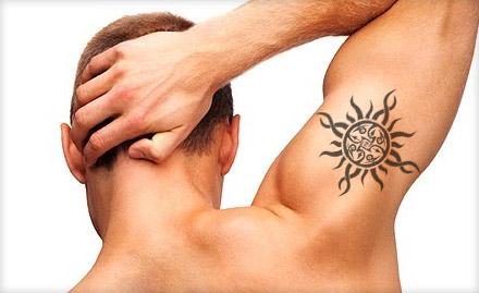 Melena Tattoo Art  Fatehganj - 60% off on permanent tattoos at Rs 9