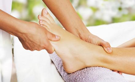 Sabai Thai Foot Spa Rajarhat - 25% off on all spa services. Experience the Thai bliss!