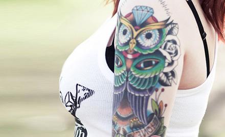 Lord Shiva Tattoos