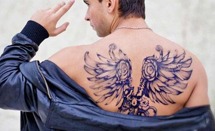 Choose Ur Ink Tattoo