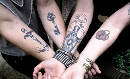 Scorpio Tattoo In Mohali