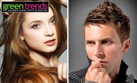 Green Trends Hair & Style Salon