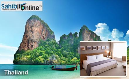 Holidays By Sahibji Pvt Ltd Karol Bagh - Thrilling Thailand Trip! 6D/5N holiday package to Bangkok & Pattaya at just Rs 28599