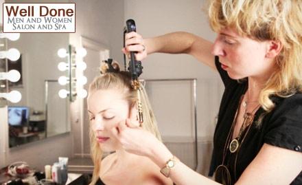 Well Done Men & Women Beauty Salon & Spa