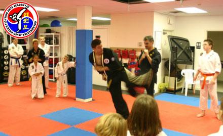 Grandmaster Javed Khan Fighting Arts Academy