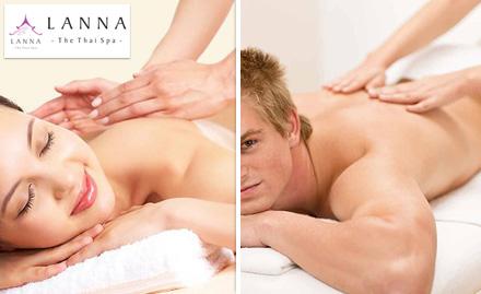 Lanna - The Thai Spa