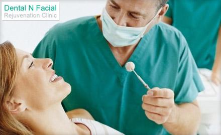 Dr Sanjana Anand Memorial Dental Dental Aesthetica