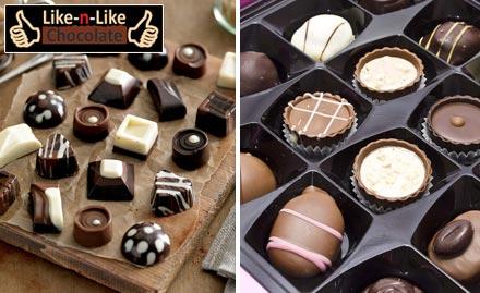 Like & Like Chocolate