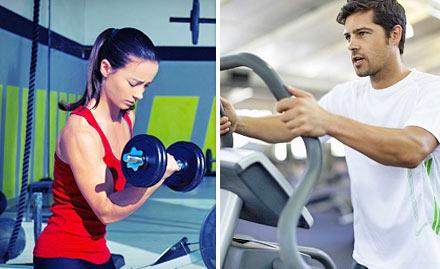 Core Fitness (Unisex)