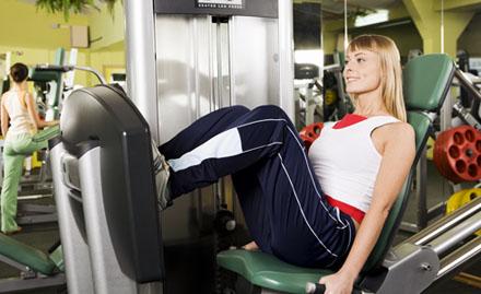 Pumping Iron Gym