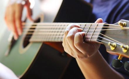 Guitar Coaching Classes