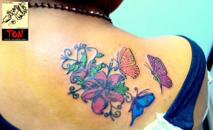 Tattoo of Nirvana