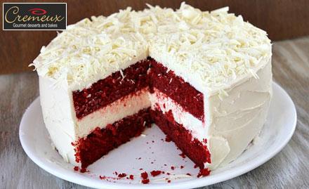 Cremeux Cakes