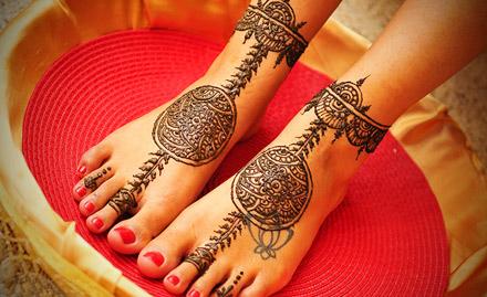 Glamorous Henna