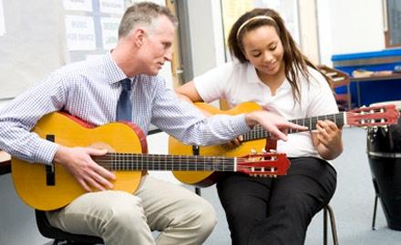 School of Flamenco Guitar