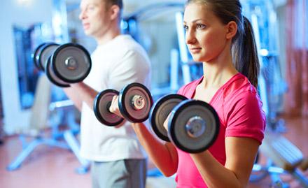 Muscle Mechanics Unisex Fitness Arena