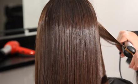 Hair Scissor Unisex Salon