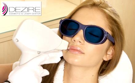 Dezire Cosmetic & Hair Transplant Clinic