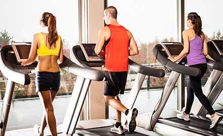 Krish Fitness & Wellness Spa