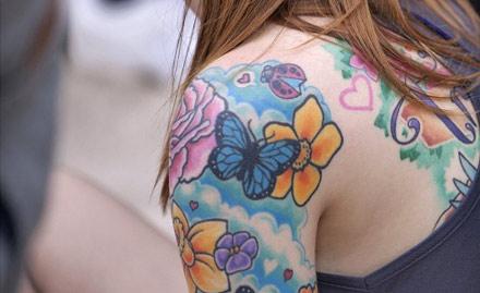 Kribhi Tattoos