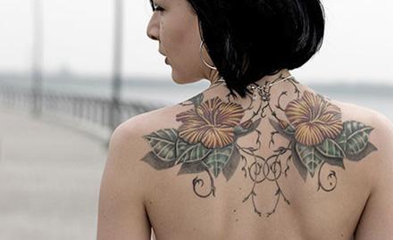 7th Sense Permanent Tattooz