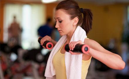 Tulika Fitness Centre