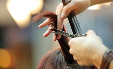 Hair line Ladies Hair Beauty & Make Up Studio
