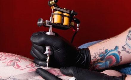 Fashionn Club Tattoo