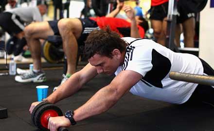 Body Hunk Gym