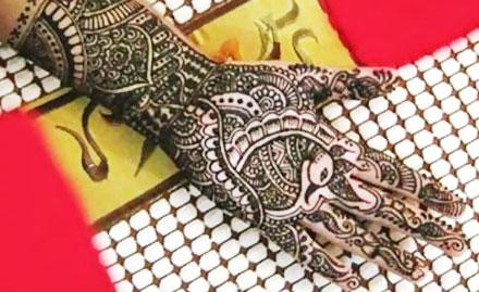 Shiva Mehandi Arts