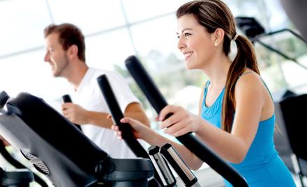 S R Fitness Gym