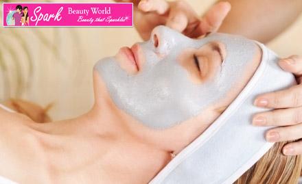 Spark Beauty World - Family Salon