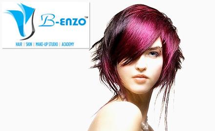 B-Enzo Family Salon And Spa
