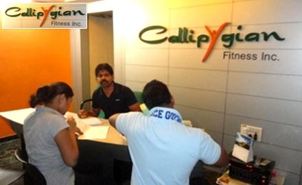 Callipygian Fitness Club