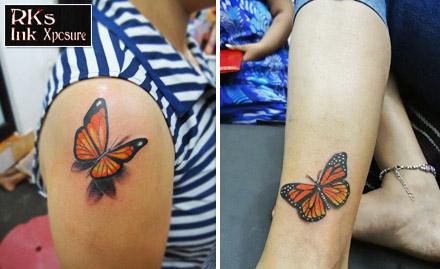 Rks Ink Xposure Tattoo Studio