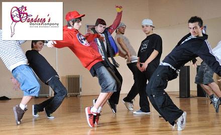 Sandeeps Dance Company