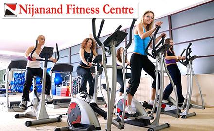 Nijanand Fitness Centre