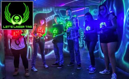Let's Laser Tag