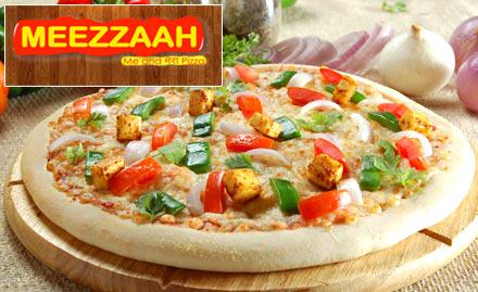 Meezzah Me And Mera Pizza