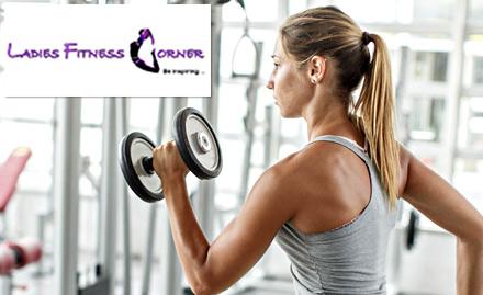 Ladies Fitness Corner