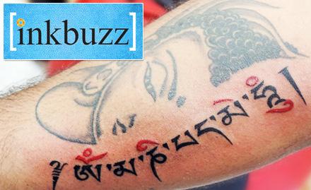 Ink Buzz Art & Tattoo Studio