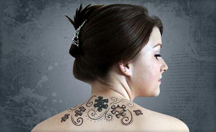 Chandan Tattoo
