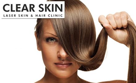 Clear Skin- Laser Skin & Hair Clinic