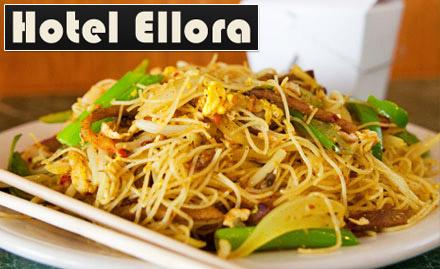 Mannaz Restaurant - Ellora Hotel