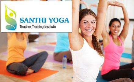 Shanthi Yoga