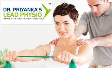 Dr. Priyanka's Lead Physio Clinic